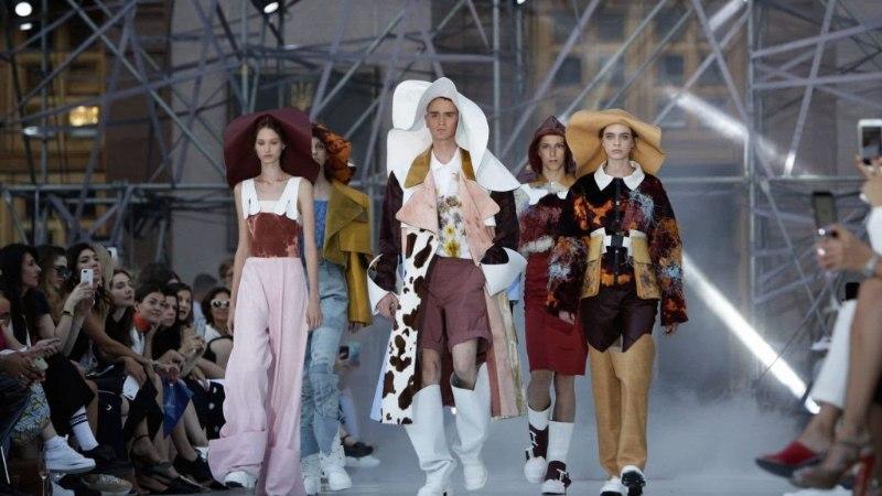 Estonian Fashion Festival aitab noortel disaineritel end tippu turundada