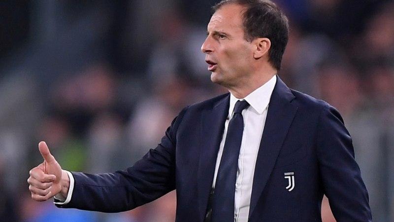 Juventuse peatreener: Ronaldo andis meile väga palju, kuid sellises faasis vajad sa kõiki mängijaid