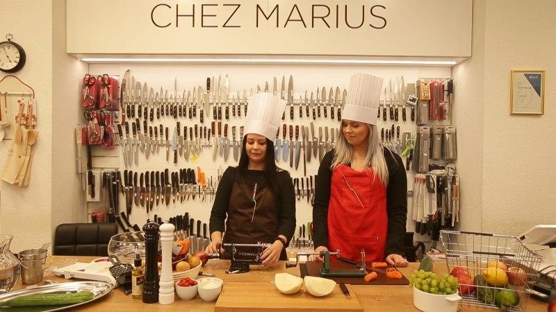 VIDEO | 7 ägedat köögitarvikut – Chez Mariuse Kokapood õpetab, kuidas neid kasutada!