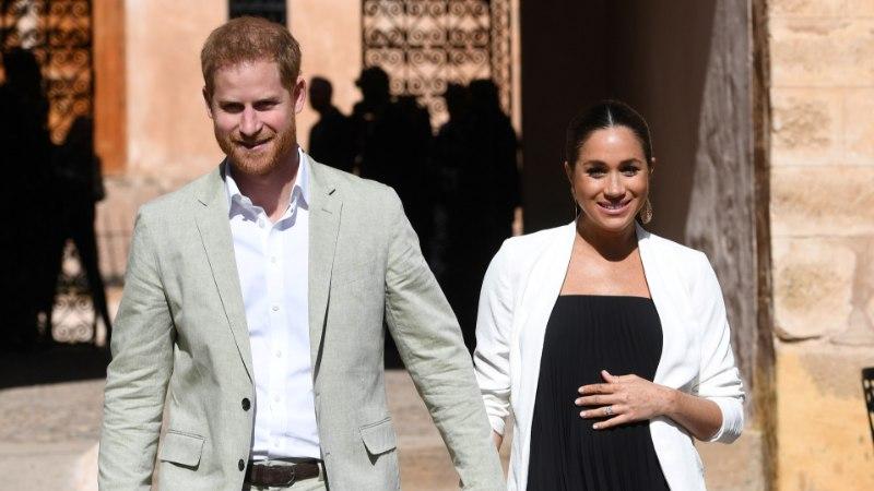 4 märki, et hertsoginna Meghan on lapsega juba maha saanud!