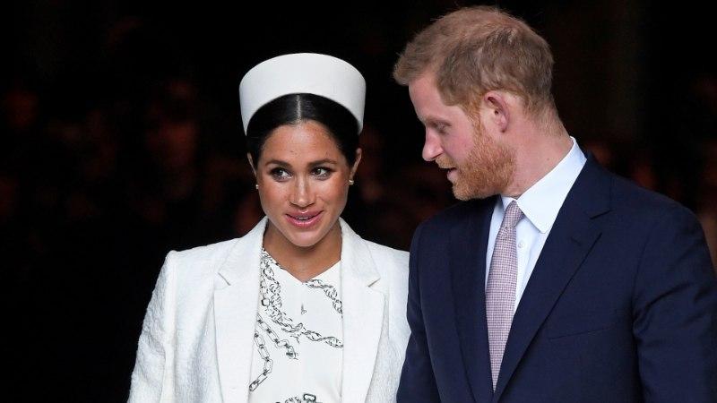 TOP 6 | Kuninglikud beebitraditsioonid, millest Meghan ja Harry kinni pole pidanud