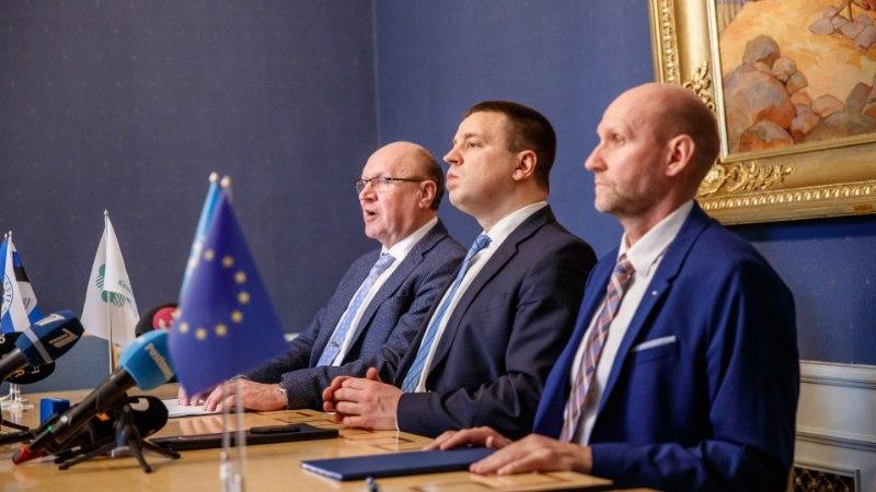 Mart Helme: uutel ministritel kulub vähemalt kuu aega sisseelamiseks
