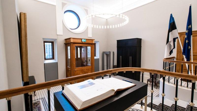 GALERII | Selline näeb välja Eesti renoveeritud saatkonnahoone Moskvas