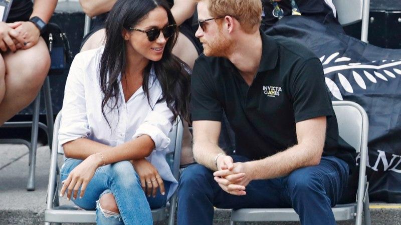 Moodsad ajad, moodsad kombed: prints Harry ja hertsoginna Meghan tegid Instagrami konto