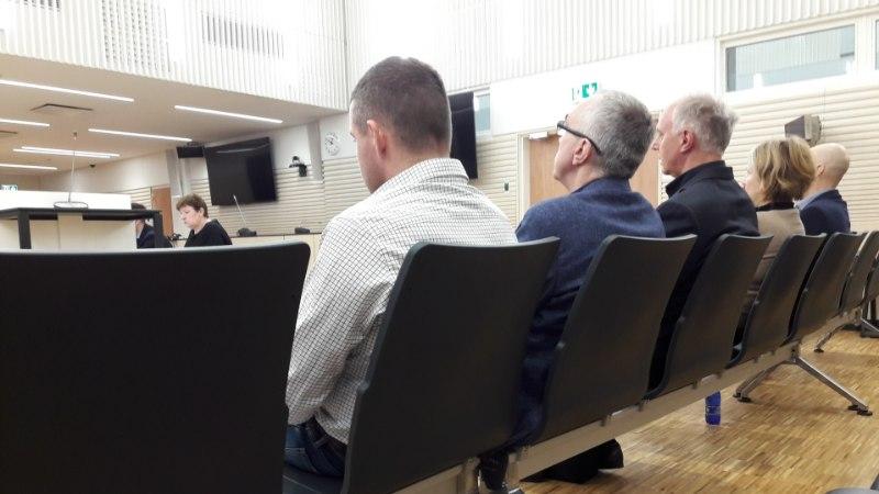 SOODUSTUSKELMUS? Rahandusministri naisevenda Erik Nigolat ja tema partnereid süüdistatakse enam kui 400 000 euro väljapetmises