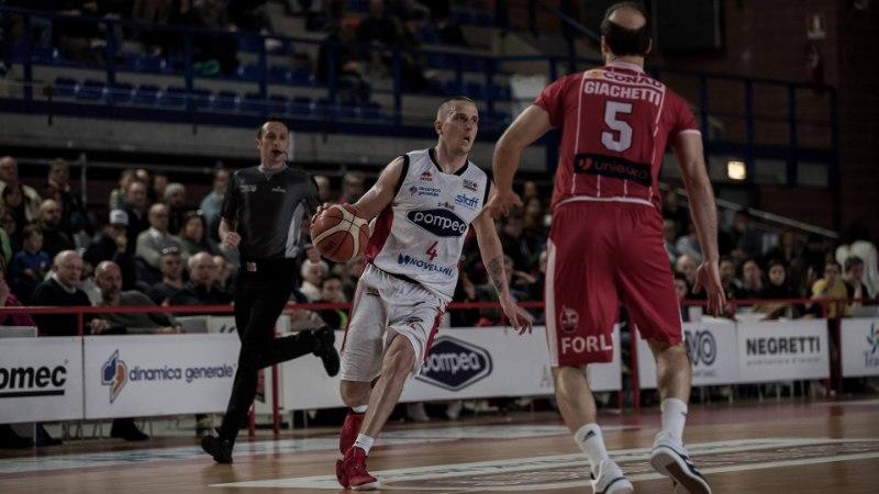 HURRAA! Kõik kolm Eesti korvpallurit jõudsid Itaalias play-off´i