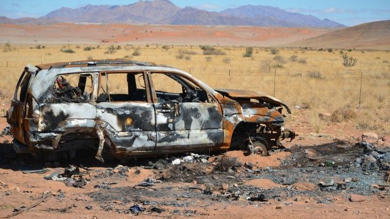 Kuival ajal on auto kui välgumihkel, mis võib süüdata suure tulekahju