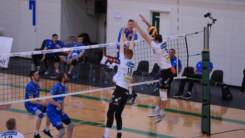 FOTOD   SUVEPEALINNA PIDU! Pärnu võitis dramaatilises mängus Tartut ka neljandat korda ja tuli kuivalt meistriks