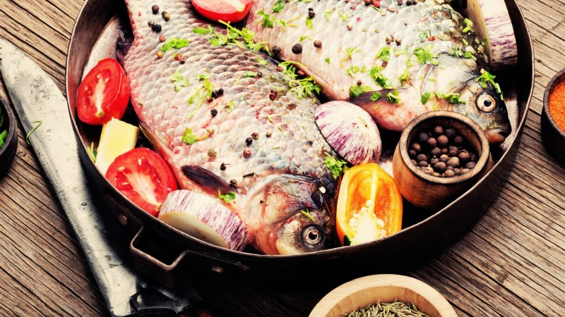NÄDALAMENÜÜ | 22.–28. aprill: kodumaine kala ujub taldrikule