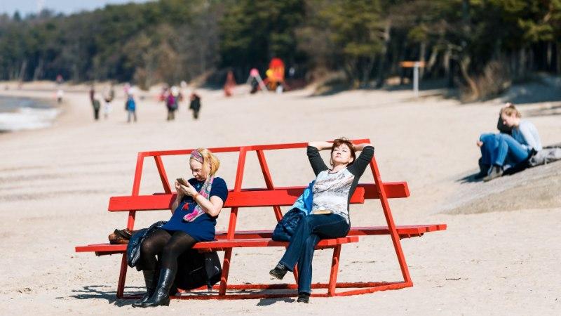 ILMAPROGNOOS | See nädal toob Eestisse selge ilma ja üle 20 soojakraadi