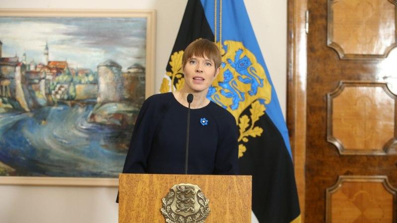 ÕL VIDEO JA GALERII | President Kaljulaid lubas ministrid ametisse kinnitada