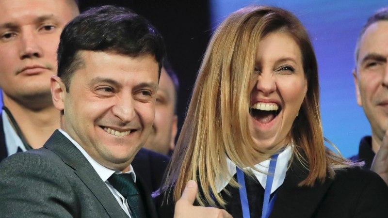 5 fakti Ukraina uuest esileedist Olena Zelenskast