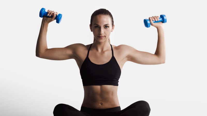 VIDEO | Kuidas käsivarred vormi saada?
