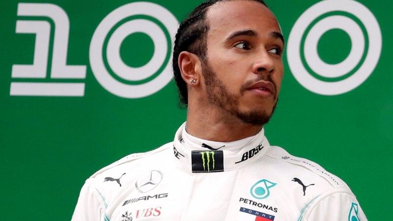 Hamilton pole rahul: selle hooaja masinat on keerulisem juhtida kui eelmist