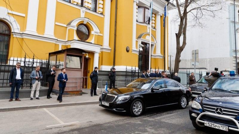 Küsimus | Kui palju maksid Eesti maksumaksjale Moskva saatkonna avamise rahvusvahelised pidustused?