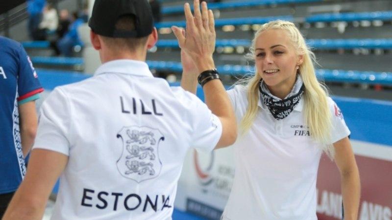 SUPER! Eesti kurlingupaar võitis MMil oma alagrupi