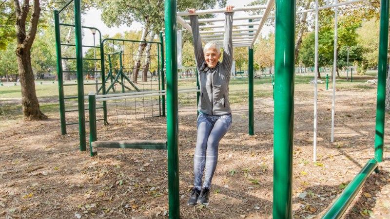 HEA VÕIMALUS: Tartus oodatakse täiskasvanuid tasuta välitreeningutele