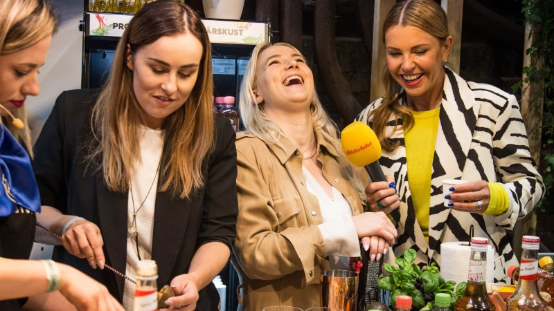PILDID JA VIDEO | Tallinna Kohvifestival algas omapärase mööduvötmisega - ÖED valmistasid kofteile