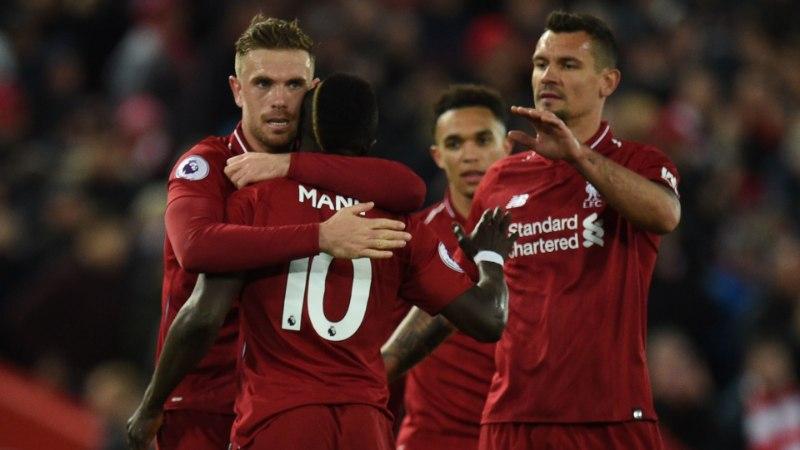 a0dfb2b8b2f VIDEO | Võimsa partii teinud Liverpool hoiab Manchester Cityt surve all