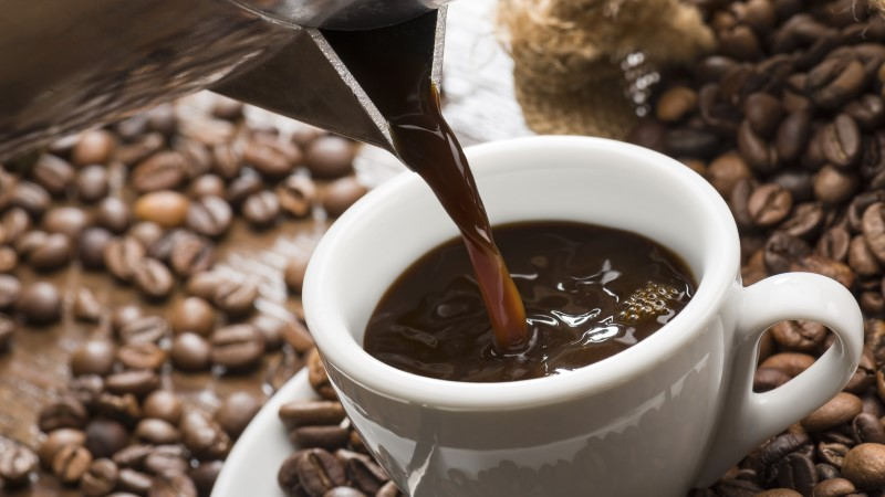 Ohhoo! Kohvi joomine aitab rohkem trenni teha