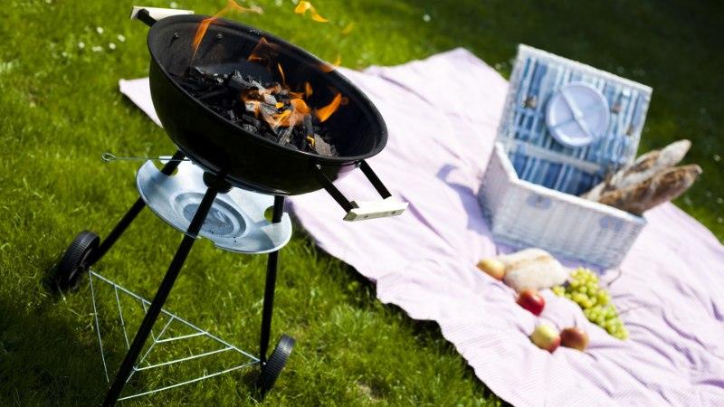 NÄDALAMENÜÜ | 29. aprill–5. mai: pikniku- ja grillieri. Sest värskes õhus maitseb toit paremini!