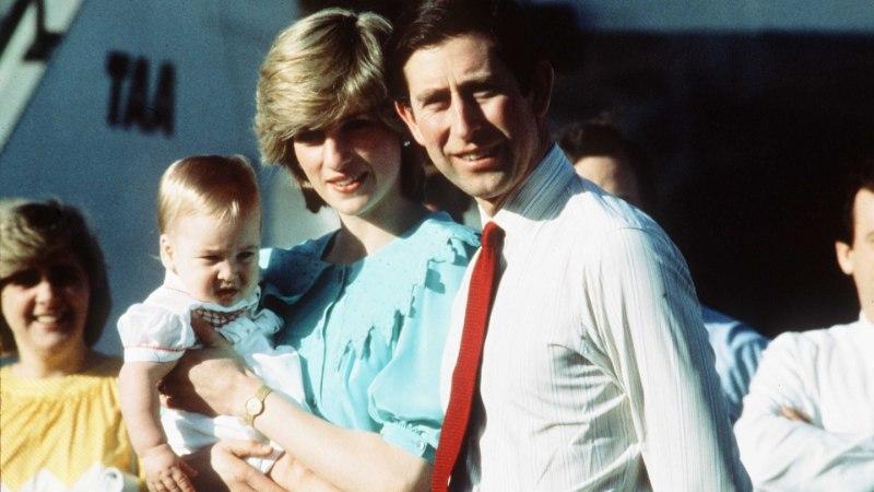 Üllatav asi, mida printsess Diana ja prints Charles oma lahutuse päeval üheskoos tegid