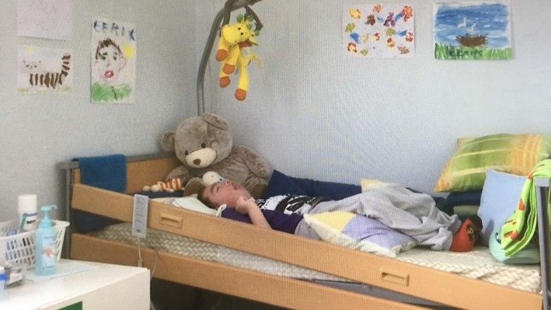 VIDEO | Erakordselt suure hoolduskoormusega laps vajab annetajate tuge
