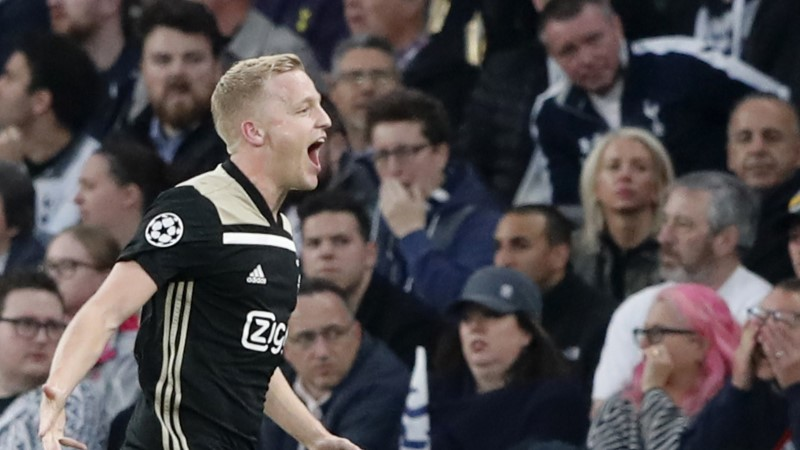 VÕIMAS! Ajax jätkab võidukäiku, finaalipääsuks tehti korralik avaldus
