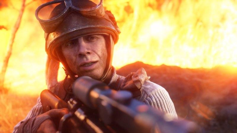 """VIDEO   Kas """"Battlefield V"""" suudab """"Fortnite'ile"""" silmad ette teha?"""