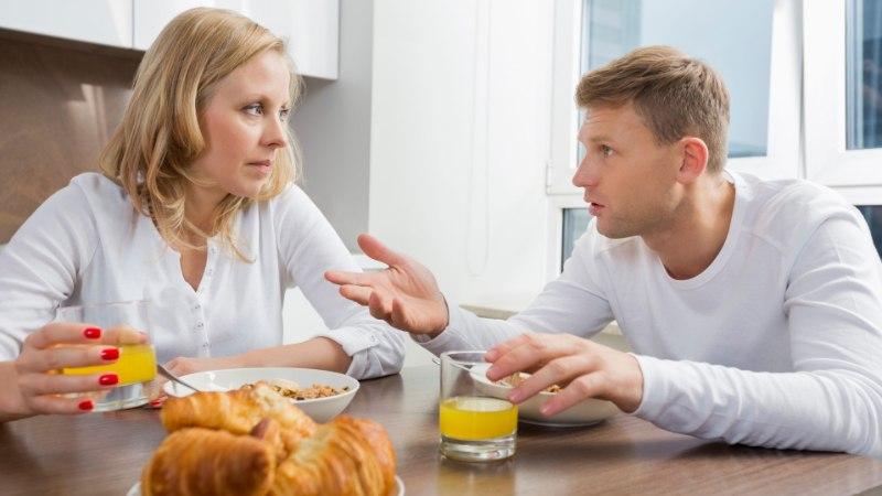 Perenõustaja: kooselul on lootust, kuni kaasad teineteist kuulavad