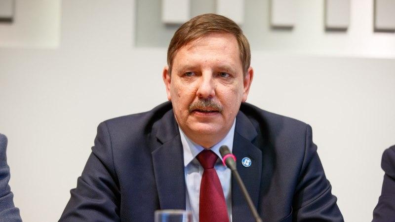 RIIGIKOGU ON VAID VAHEPEATUS: Taavi Aasast saab majandusminister
