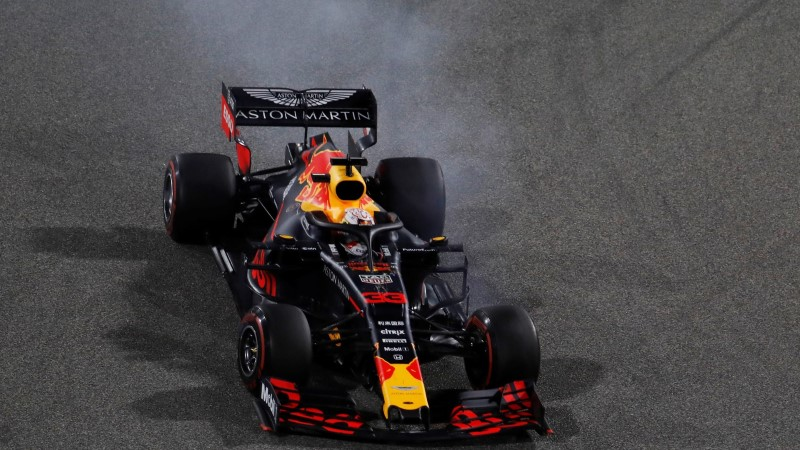 Red Bulli vormelit vaevab tõsine probleem
