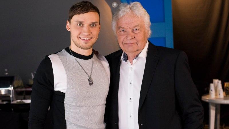 """""""Eesti muusika karikas"""" astuvad võistlustulle Ivo Linna ja Shanon: liialt tõsiselt ei tasu võistlust võtta"""