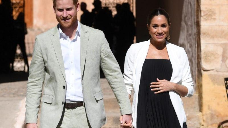Tere tulemast! Harry ja Meghan seadsid lapse sünni eel end sisse uues kodus