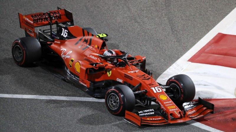 Ferrari kommenteeris viimaks Leclerc'ilt võidu röövinud riket: me pole seda varem kohanud