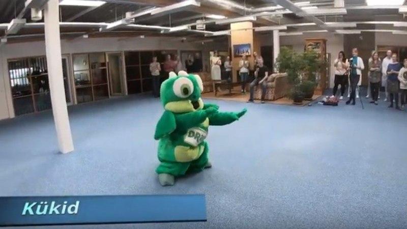 VIDEO | Kuidas tähistatakse töökohaspordikuud ettevõttes Orkla Eesti AS?