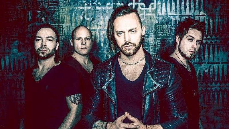 Maailmakuulus metalbänd Bullet For My Valentine esineb juba järgmisel nädalal Tallinnas