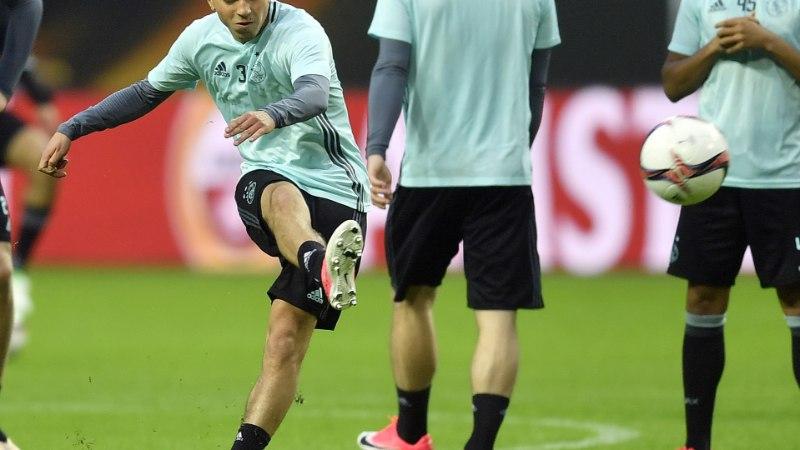 MEISTRITE LIIGA | Amsterdami Ajax mängib langenud võitluskaaslase nimel