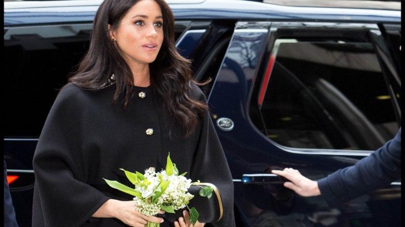 Pöörane teooria: fännid arvavad, et hertsoginna Meghan polegi tegelikult rase!