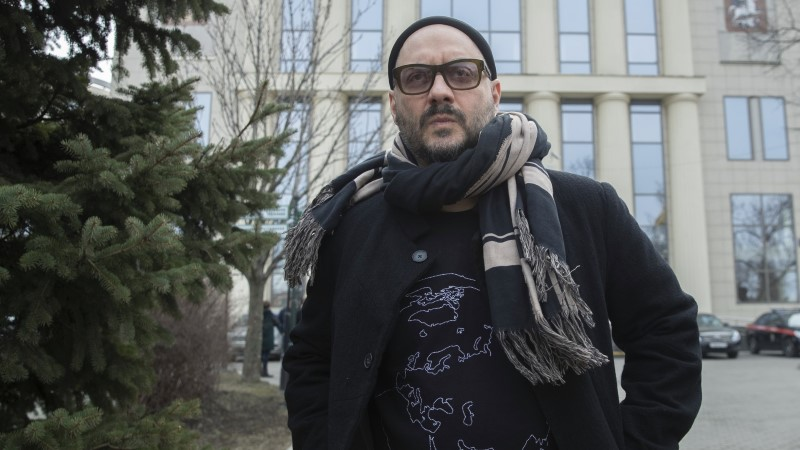 Vene lavastaja Serebrennikov vabanes viimaks koduarestist