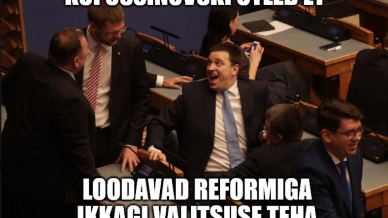 Eesti jäi erapooletuks, aga uus autoriõiguste direktiiv läks läbi. Kas naljapildid ja kommentaarid kaovad ajalukku?