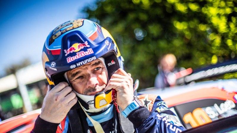 Sebastien Loebil tekkis hea võimalus rangetest testipiirangutest kõrvale hiilida