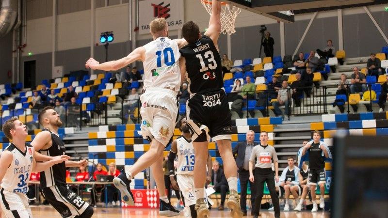 GALERII | Tartu astus pöörase lõpuspurdi toel esimese sammu medalimängude suunas