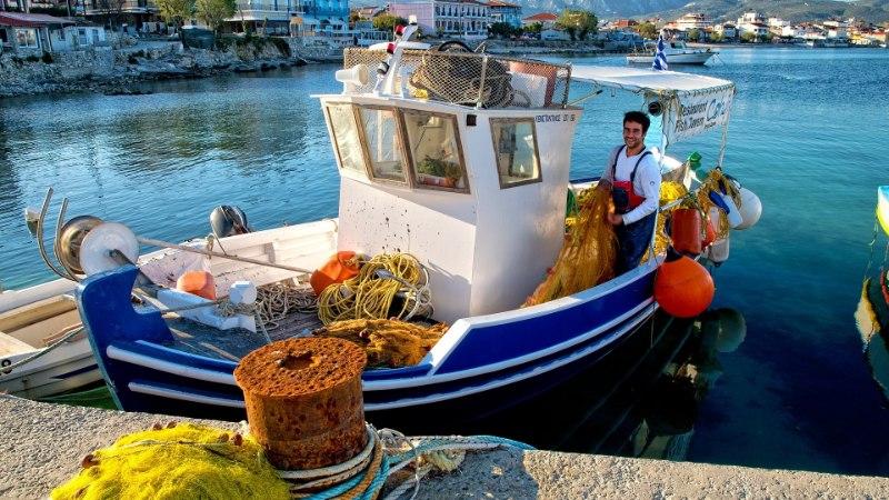 Samose saare mitu palet: idülliline külaelu ja pagulasteuputus pealinnas