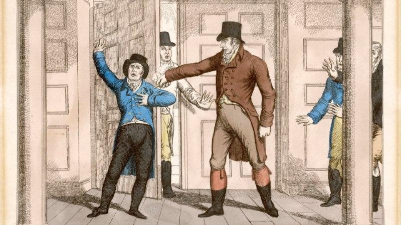 MINEVIKUHETK   11. mai: mõrvati Suurbritannia peaminister Spencer Perceval