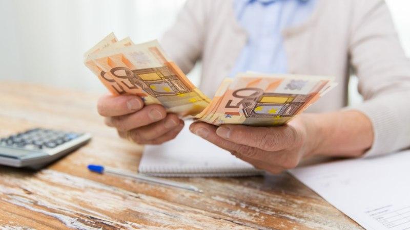 MAJANDUSPSÜHHOLOOG: inimestele raha kättejagamine ei kindlusta paremat pensionipõlve