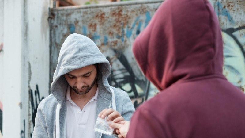 KARISTUSE ASEMEL: narkomaanid suunatakse hoopis tugiisiku juurde