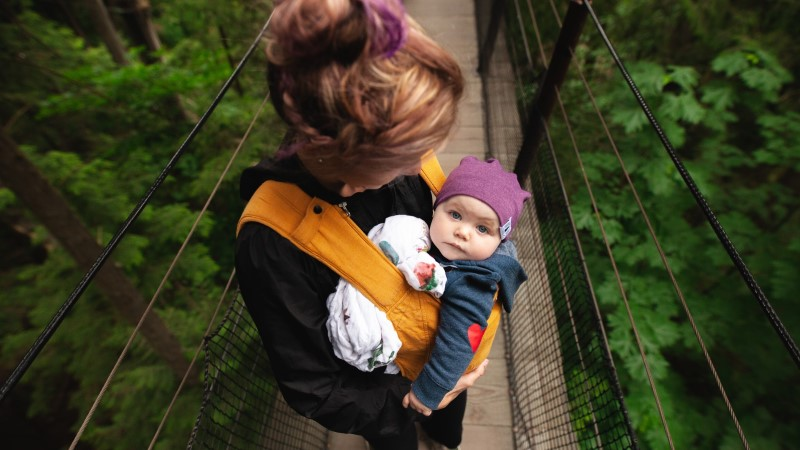 Kuidas leida õige kandekott beebi kandmiseks?
