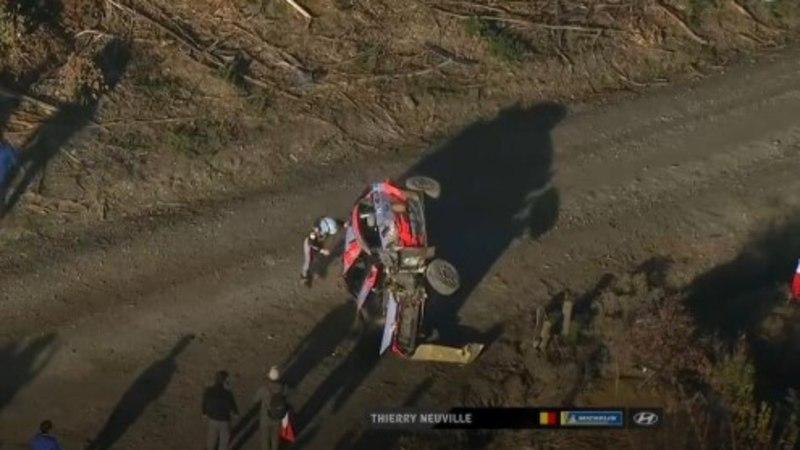Hyundai tiimipealik: Thierry sai autost välja, kuid nad palusid arstiabi