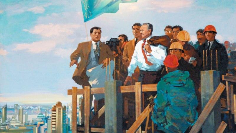 Nazarbajev: mees nagu riik, riik nagu mees